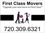 First Class Movers LLC.
