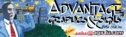 Advantage Graphics & Signs