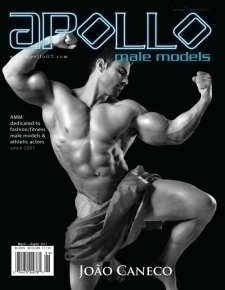 Apollo Male Models Magazine