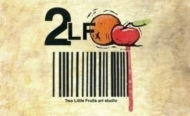 Two Little Fruits art studio