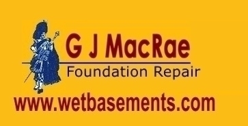 G J MacRae Foundation Repair - Oakville