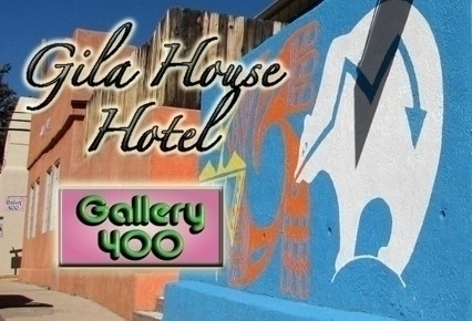 Gila House Hotel & Gallery 400