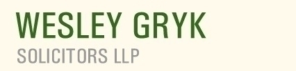 Wesley Gryk Solicitors LLP