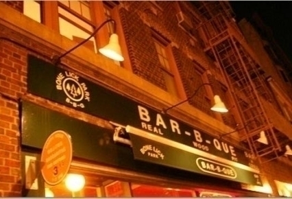 Bone Lick Park BBQ