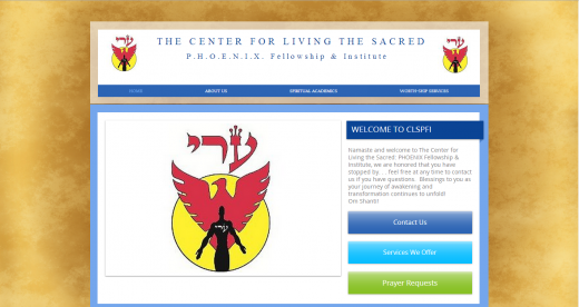 Center for Living the Sacred