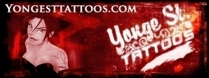 Yonge St. Tattoos