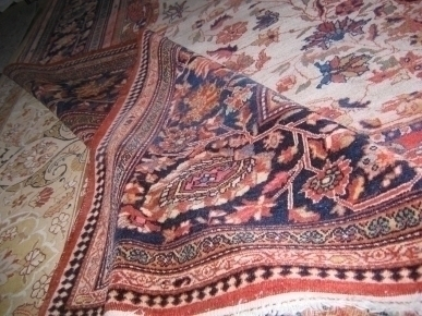Serur's Antique Rugs