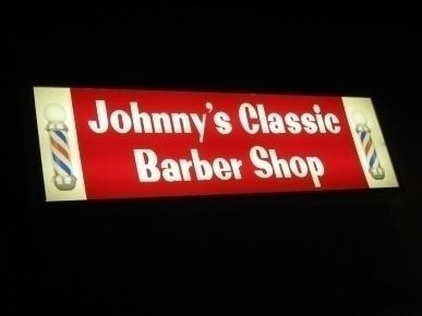 Johnny's Classic Barber Shop, Santa Fe