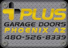plus garage doors phoenix