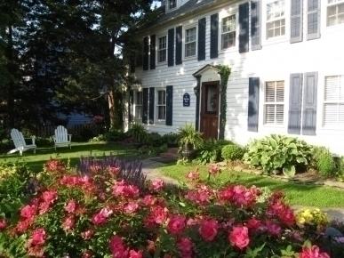The Eldredge House Inn and Gardens