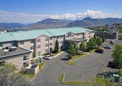 The Comfort Inn and Suites Kamloops