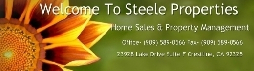 Steele Properties Home Sales & Property Management