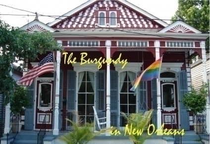 The Burgundy Bed and Breakfast
