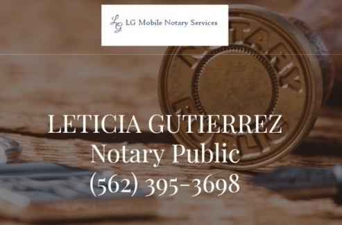 LG Mobile Notary Services