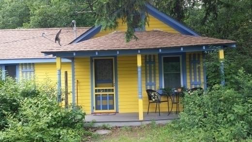 Adams Catskill Cottage