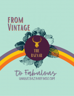 The Bazaar | the Vintage Shop in the clouds