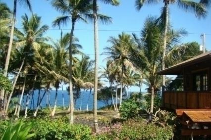 The Bali Cottage at Kehena Beach Hawaii