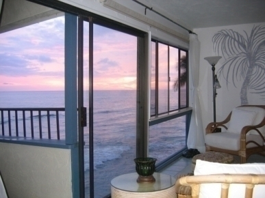 Oceanfront Condo Retreat