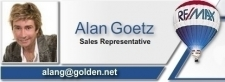 Re/Max Twin City Realty, Alan Goetz