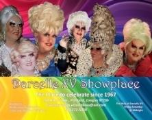 Darcelle XV Showplace, Drag, Cabaret, Dinner Theater