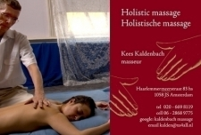 Drs. Kees Kaldenbach, Masseur