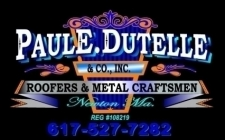 Paul E. Dutelle Co. Inc.
