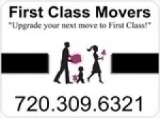 First Class Movers LLC.