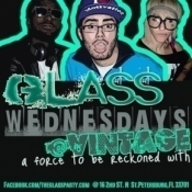 Glass Wednesdays at Vintage