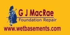 G J MacRae Foundation Repair - Toronto