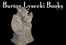 Burton Lysecki Books
