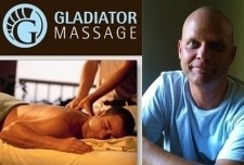 Gladiator Massage by Jeff Dutcher, CMP