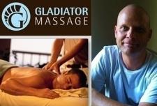 Gladiator Massage by Jeff Dutcher, CMP