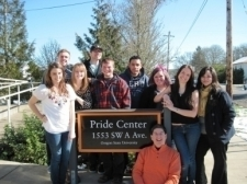 Oregon State University Pride Center