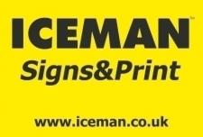 ICEMAN Signs and Print