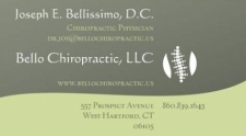 Joseph Bellissimo, DC Chiropractic