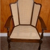 JPT Chair Caning