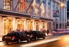 JW Marriott Luxury Hotel in Chicago