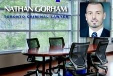 Nathan Gorham, Toronto Criminal Lawyer