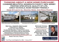 Edward Vivona, Monmouth County Real Estate