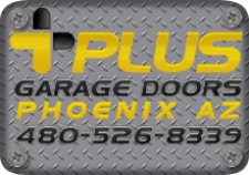 plus garage doors phoenix
