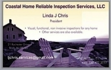 Coastal Home Reliable Inspection Services