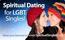 Spiritual Singles Dating Site