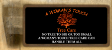 A Womans Touch Tree Care LLC