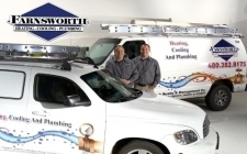 Farnsworth Heating, Cooling and Plumbing
