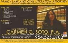 Carmen G. Soto, PA