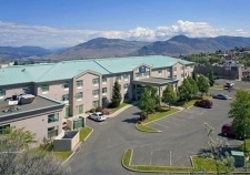 The Comfort Inn and Suites Kamloops