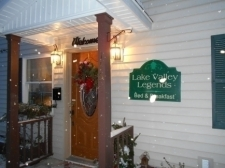 Lake Valley Legends B&B