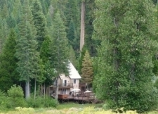 Yosemite Lodging at Big Creek Inn B&B