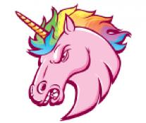 Unicorn Booty