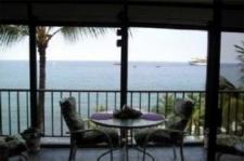 Oceanfront Condo Kailua-Kona